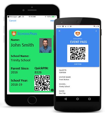 School Digital ID for Parents